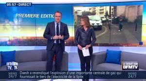 Pascale De La Tour Du Pin dans Première Edition - 10/01/17 - 04