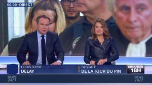 Pascale De La Tour Du Pin dans Première Edition - 10/01/17 - 06