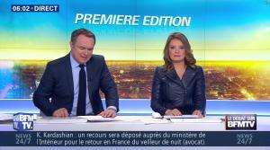 Pascale De La Tour Du Pin dans Première Edition - 10/01/17 - 07