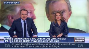 Pascale De La Tour Du Pin dans Première Edition - 10/01/17 - 08