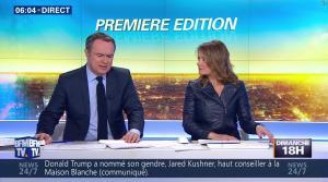 Pascale De La Tour Du Pin dans Première Edition - 10/01/17 - 09