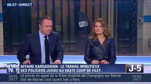 Pascale De La Tour Du Pin dans Première Edition - 10/01/17 - 10