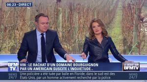 Pascale De La Tour Du Pin dans Première Edition - 10/01/17 - 14