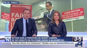 Pascale De La Tour Du Pin dans Première Edition - 10/01/17 - 17