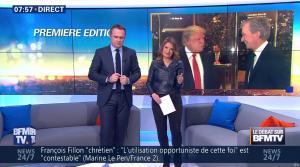Pascale De La Tour Du Pin dans Première Edition - 10/01/17 - 33