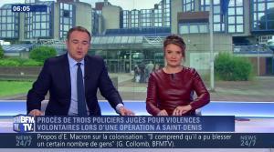 Pascale De La Tour Du Pin dans Première Edition - 20/02/17 - 09