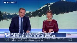 Pascale De La Tour Du Pin dans Première Edition - 20/02/17 - 15