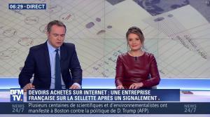 Pascale De La Tour Du Pin dans Première Edition - 20/02/17 - 23