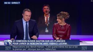 Pascale De La Tour Du Pin dans Première Edition - 20/02/17 - 33