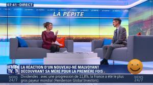 Pascale De La Tour Du Pin dans Première Edition - 20/02/17 - 63