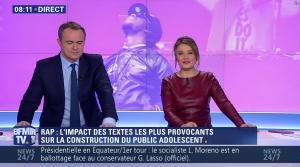 Pascale De La Tour Du Pin dans Première Edition - 20/02/17 - 76