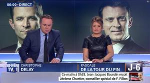 Pascale De La Tour Du Pin dans Première Edition - 23/01/17 - 04
