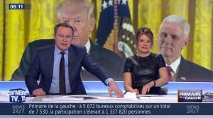 Pascale De La Tour Du Pin dans Premiere Edition - 23/01/17 - 06