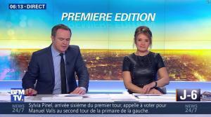 Pascale De La Tour Du Pin dans Premiere Edition - 23/01/17 - 07