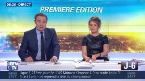 Pascale De La Tour Du Pin dans Premiere Edition - 23/01/17 - 09