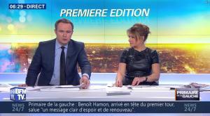 Pascale De La Tour Du Pin dans Premiere Edition - 23/01/17 - 10