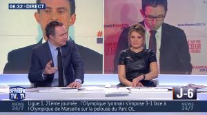 Pascale De La Tour Du Pin dans Première Edition - 23/01/17 - 11