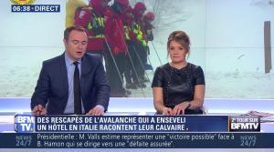 Pascale De La Tour Du Pin dans Premiere Edition - 23/01/17 - 13