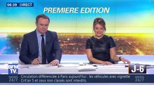 Pascale De La Tour Du Pin dans Première Edition - 23/01/17 - 14