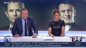 Pascale De La Tour Du Pin dans Première Edition - 23/01/17 - 15