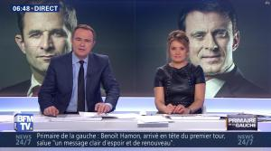Pascale De La Tour Du Pin dans Premiere Edition - 23/01/17 - 16