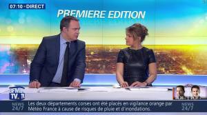 Pascale De La Tour Du Pin dans Premiere Edition - 23/01/17 - 23
