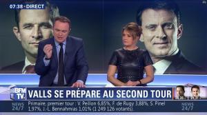 Pascale De La Tour Du Pin dans Premiere Edition - 23/01/17 - 25