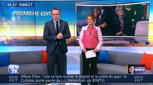 Pascale De La Tour Du Pin dans Première Edition - 27/01/17 - 01
