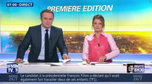 Pascale De La Tour Du Pin dans Première Edition - 27/01/17 - 11