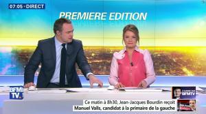 Pascale De La Tour Du Pin dans Premiere Edition - 27/01/17 - 12