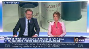 Pascale De La Tour Du Pin dans Premiere Edition - 27/01/17 - 13