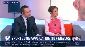Pascale De La Tour Du Pin dans Première Edition - 27/01/17 - 15