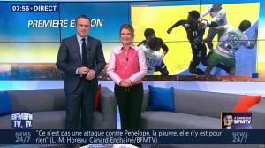 Pascale De La Tour Du Pin dans Premiere Edition - 27/01/17 - 16