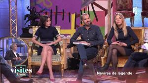 Pauline Reboul dans Visites Privées - 01/03/17 - 04