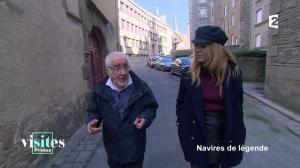 Pauline Reboul dans Visites Privées - 01/03/17 - 05