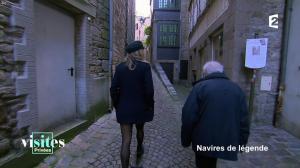 Pauline Reboul dans Visites Privées - 01/03/17 - 06