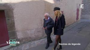 Pauline Reboul dans Visites Privées - 01/03/17 - 07