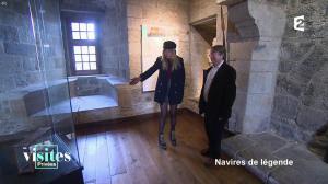 Pauline Reboul dans Visites Privées - 01/03/17 - 08