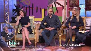 Pauline Reboul dans Visites Privées - 01/03/17 - 11