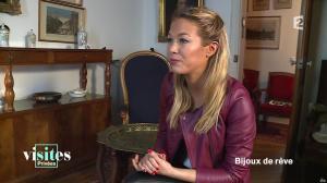 Pauline Reboul dans Visites Privées - 25/11/16 - 02