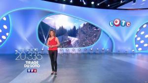 Sandrine Quétier dans Bande Annonce pour le Loto - 01/02/17 - 01
