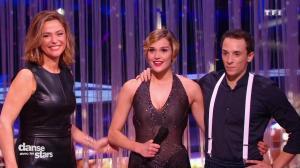 Sandrine Quétier et Camille Lou dans Danse avec les Stars - 05/11/16 - 29