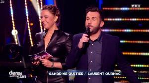 Sandrine Quétier dans Danse avec les Stars - 03/12/16 - 06