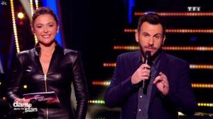 Sandrine Quétier dans Danse avec les Stars - 03/12/16 - 08