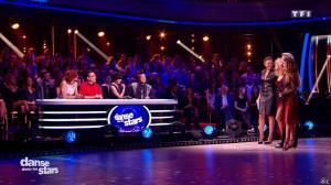 Sandrine Quétier dans Danse avec les Stars - 03/12/16 - 11