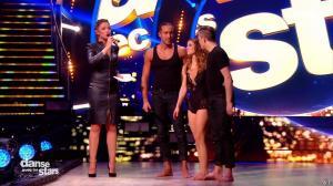 Sandrine Quétier dans Danse avec les Stars - 03/12/16 - 14