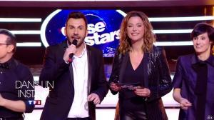 Sandrine Quétier dans Danse avec les Stars - 04/02/17 - 01