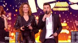 Sandrine Quétier dans Danse avec les Stars - 04/02/17 - 18