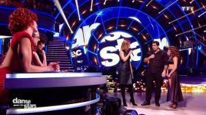 Sandrine Quétier dans Danse avec les Stars - 05/11/16 - 12