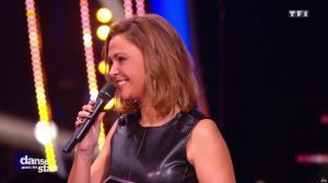 Sandrine Quétier dans Danse avec les Stars - 05/11/16 - 15